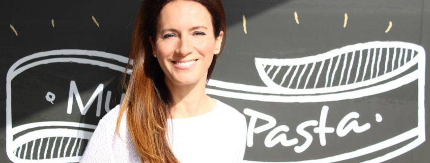 IsabelJimenez y Muerde la Pasta contra el cancer infantil
